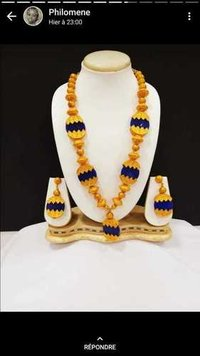 African Crystal Jewellery Sets
