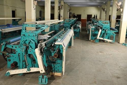 Rapier Loom Machine