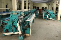 Oscar Rapier weaving loom machine