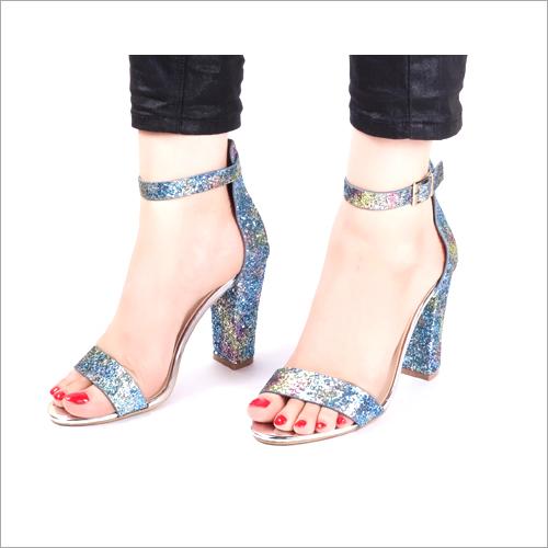 Sapphire High Heels Sandals