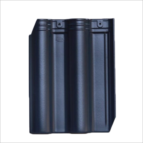 Blue Grey Ceramic Roof Tile