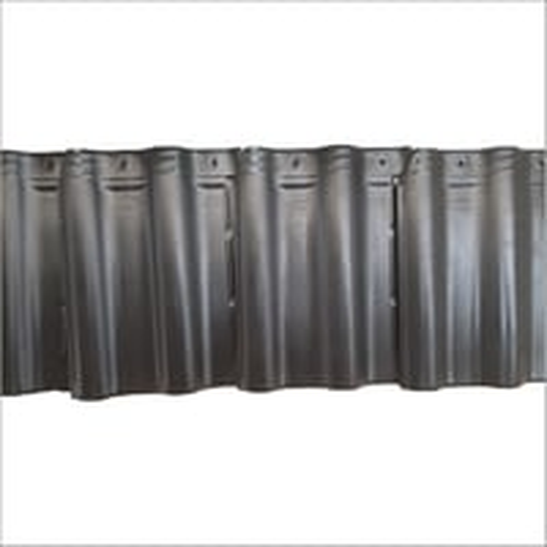 Steel Grey Ceramic Roof Tile