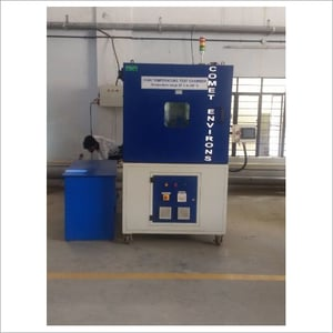 High Temperature Testing Chamber