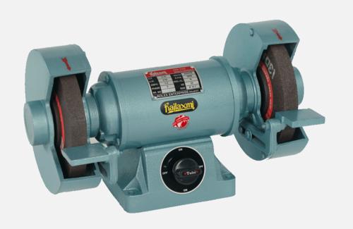 Rajlaxmi Light Duty Pipe Type Bench Grinding Machines