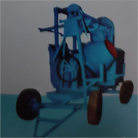 Concrete Mixer Mobile Hoist 2 Legs