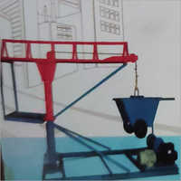 Monkey Hoist Mini Crane