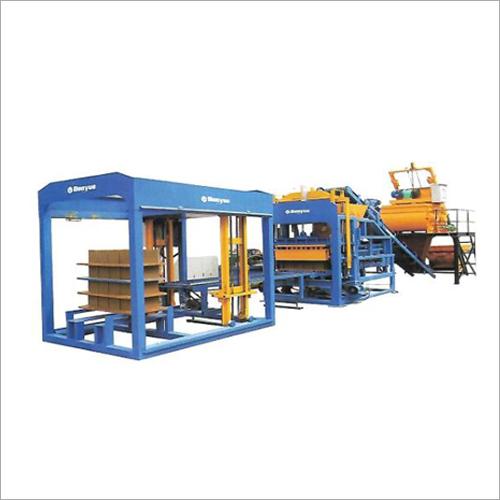 QT4A 15 Automatic Block Machine Line