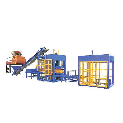 QT5-15 Automatic Block Machine Line