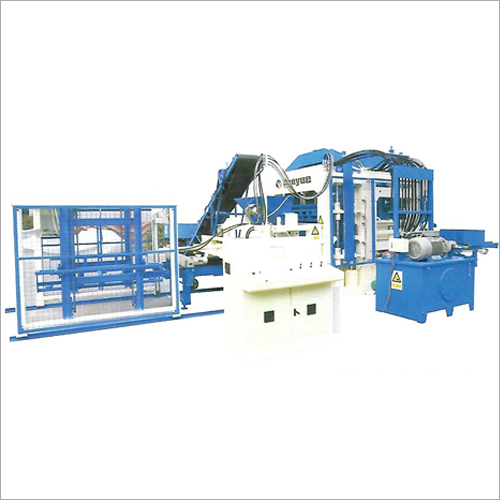 QT9-15 Automatic Block Production Line