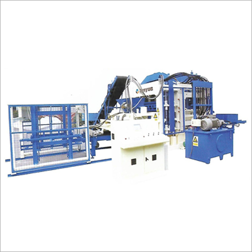 QT8-15 Automatic Block Machine Line