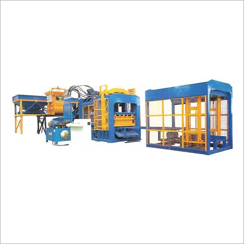 Qt10-15 Automatic Block Production Line