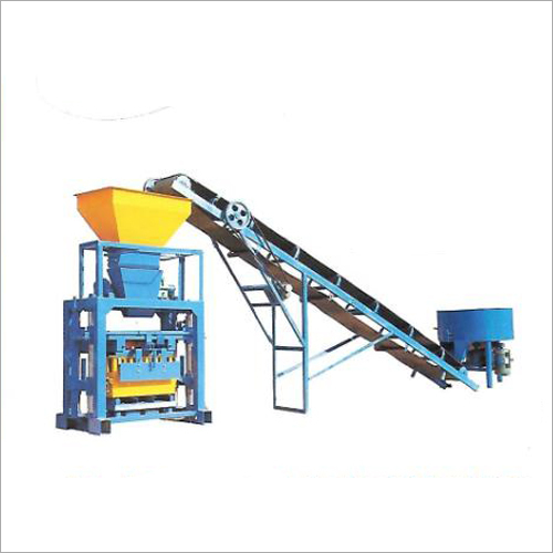 QT40-1 Manual Block Forming Machine