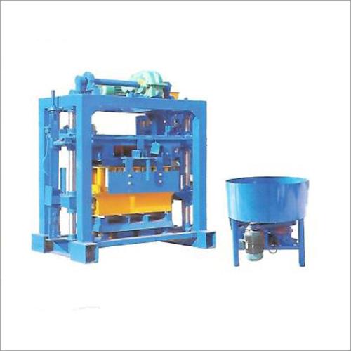 Qt40-2 Manual Block Forming Machine