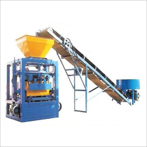 QT4-26 Manual Block Machine