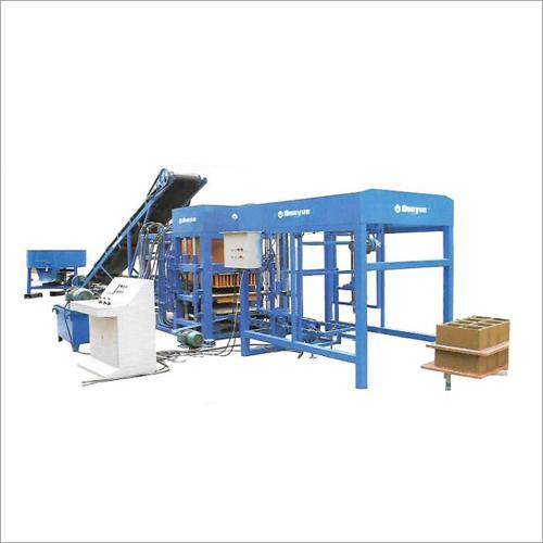 QT4-15 Block Machine Line