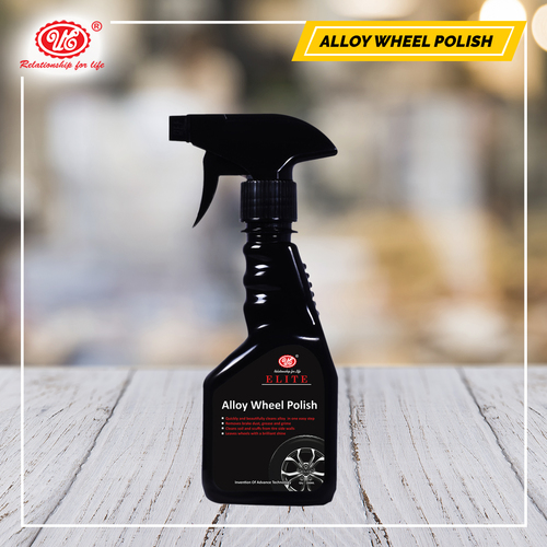 Alloy Wheel Polish