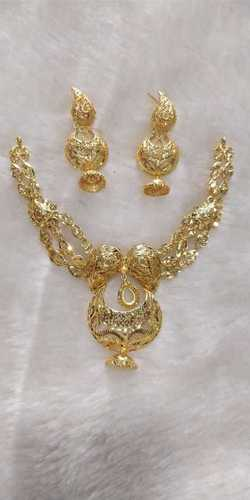 Necklace Sets Silver & Gold