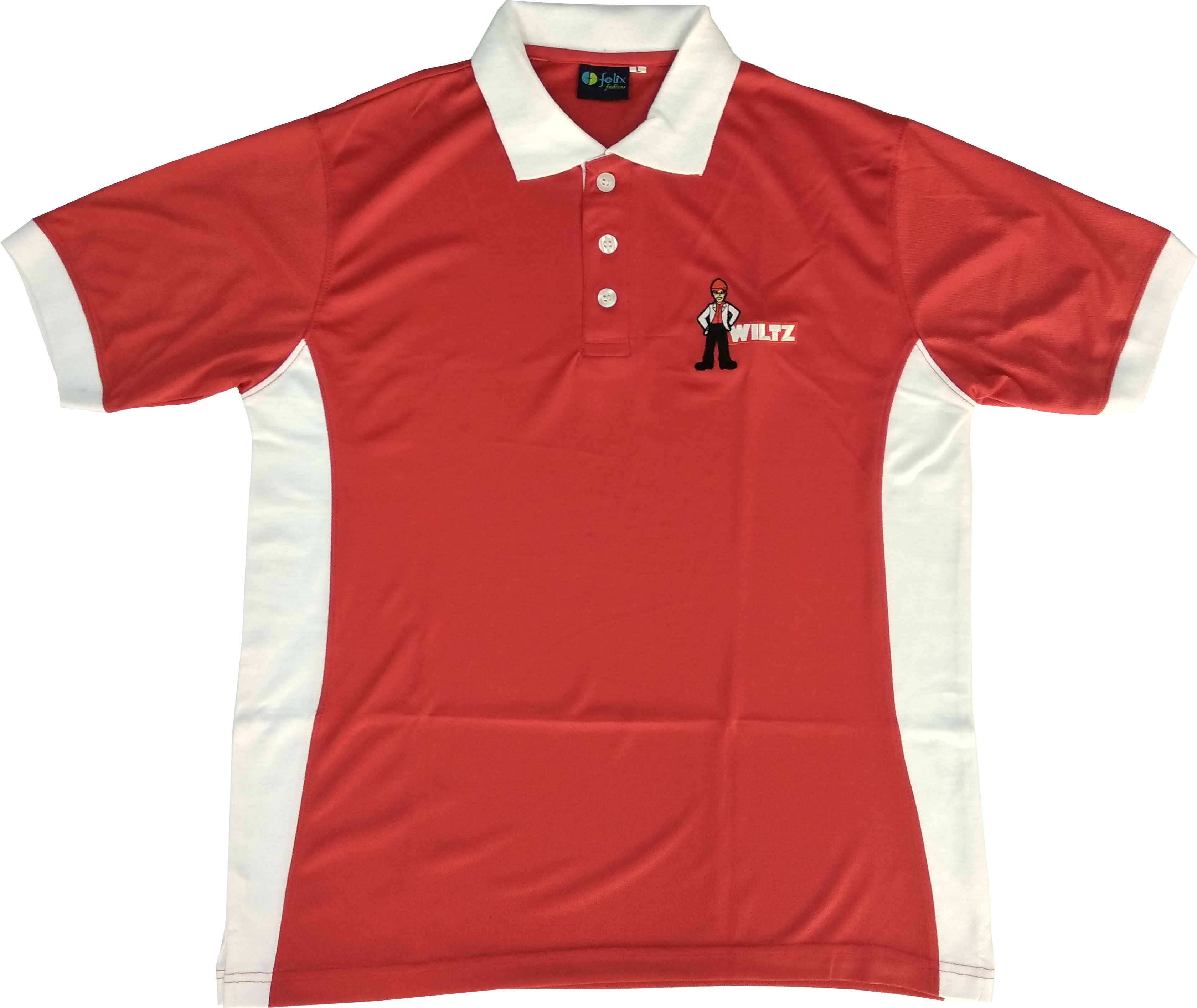 Double Color Polo T Shirts