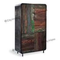 Antique Reclaimed Wardrobe