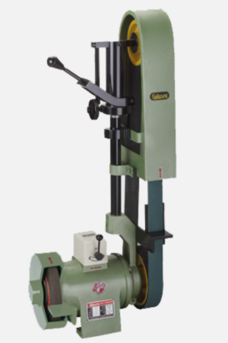 Rajlaxmi Single Side Belt Grinder Cum Grinder