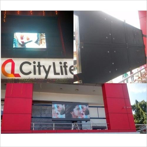 Outdoor LED Display Video Wall