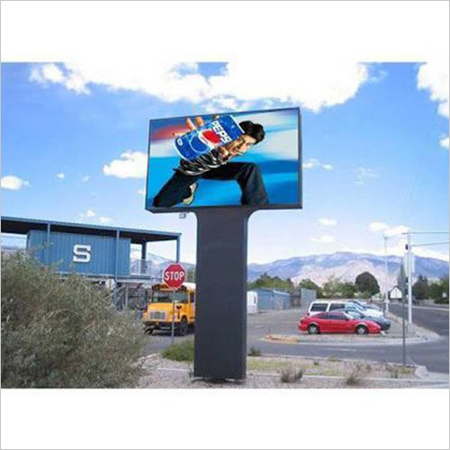 Big Outdoor LED Screen