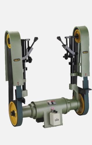 Rajlaxmi Lancer Belt Grinder (Manual Grinding Machine)