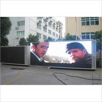 Big Outdoor Waterproof LED Screen 6mm