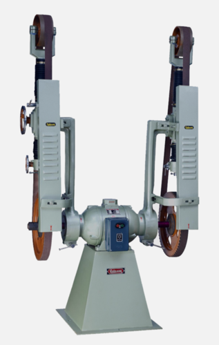 Rajlaxmi Abrasive Belt Grinding Machine (Lancer Belt Grinder)