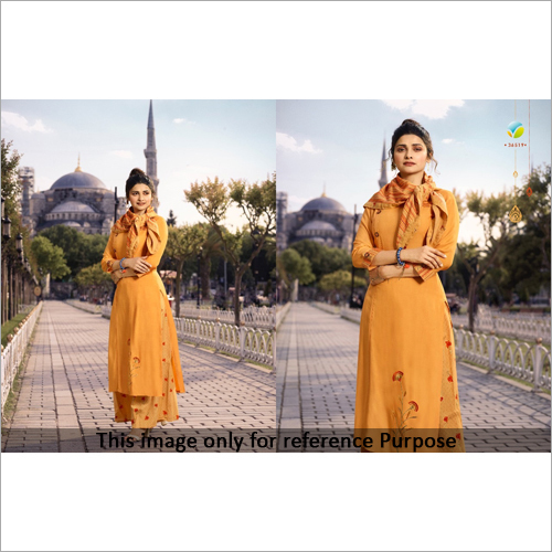 Ladies Georgette Kurti