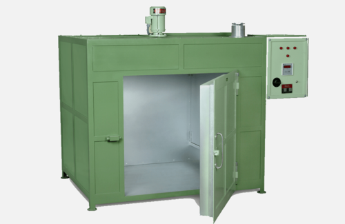 Rajlaxmi Industrial Powder Coating Heating Oven