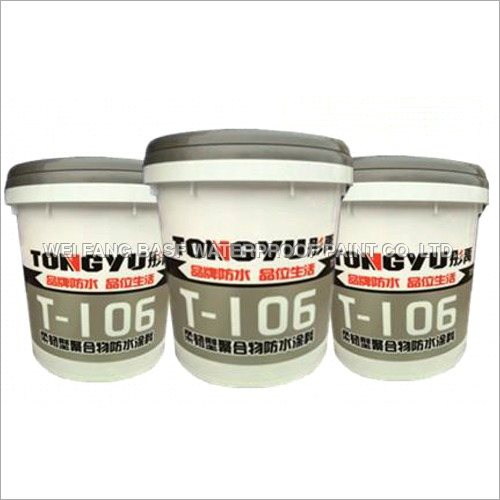 Color T-106 Coating Paint