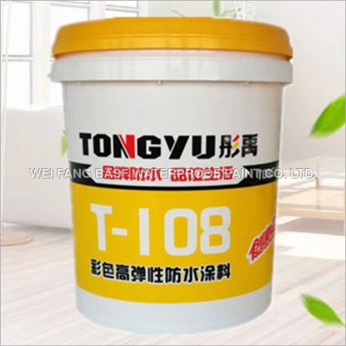 Color T-108 Coating Paint