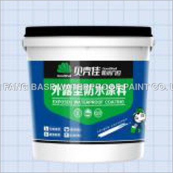 Waterproof Coating Paint