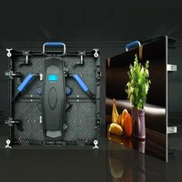 New Inventions Indoor Super Slim Die-casting LED Display Screen P4 P5 P6