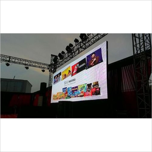 Outdoor LED Display System