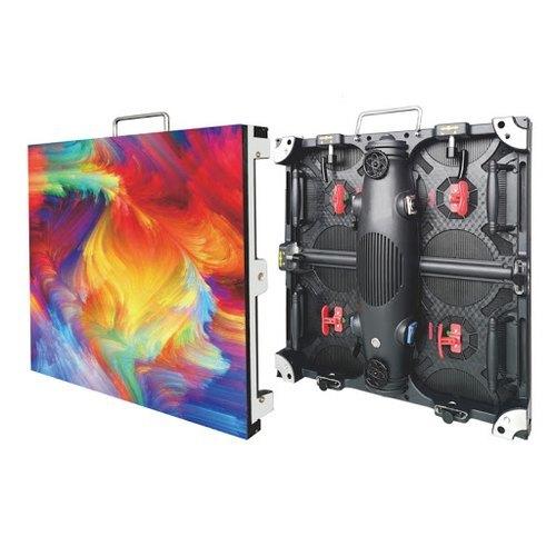 Full Color Die-Casting Aluminum Cabinet P8 Outdoor LED Screen