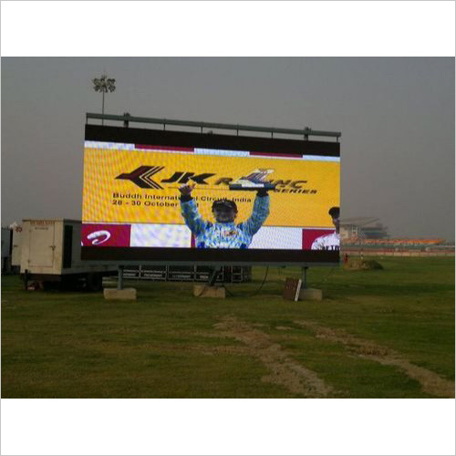 High Brightness Outdoor P10 SMD Full Color Video LED Advertising Display