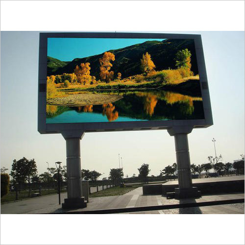 Pitch 8mm LED Video Wall Advertising Big Screen Outdoor TV