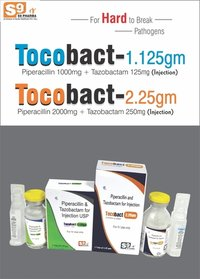 Piperacillin  + Tazobactam