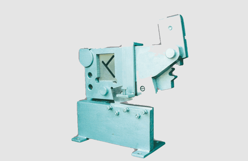 8CH Angle and Tee Cutting Shearing Machine