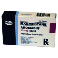 Aromasin 25 mg Tablet