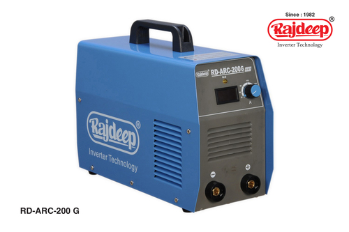 Rajdeep ARC 200G Inverter Welding Machine