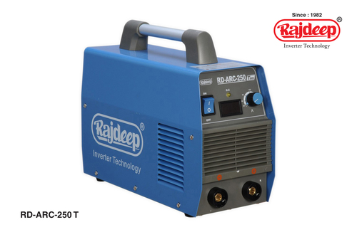 Rajdeep ARC 250T Inverter Welding Machine