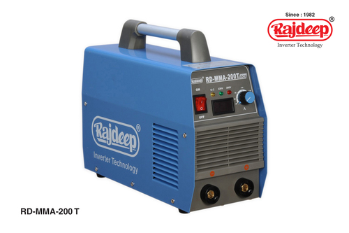 Rajdeep MMA 200T Inverter Welding Machine