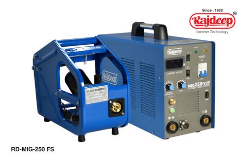 Rajdeep MIG 250FS MIG Co2 Inverter Welding Machine