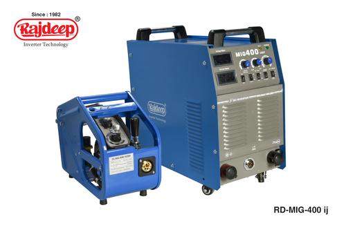 Rajdeep MIG 400IJ CO2 Inverter Welding Machine