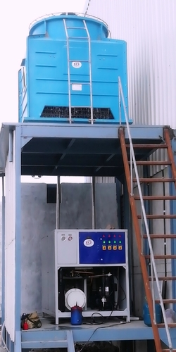 7.5tr water chiller