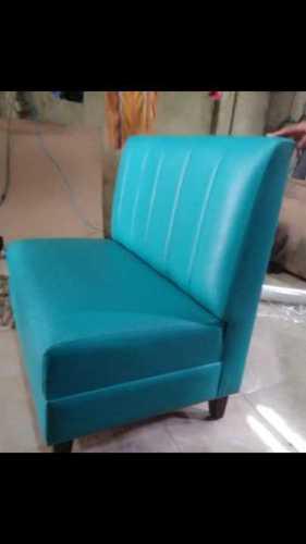 Wooden sofa