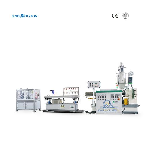 Hsj-65 Plastic Profile Making Machine